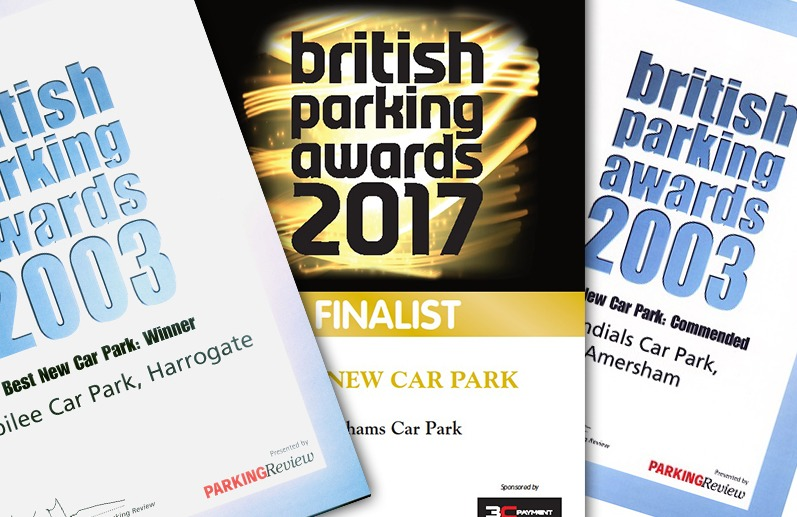 British Parking Awards Winners