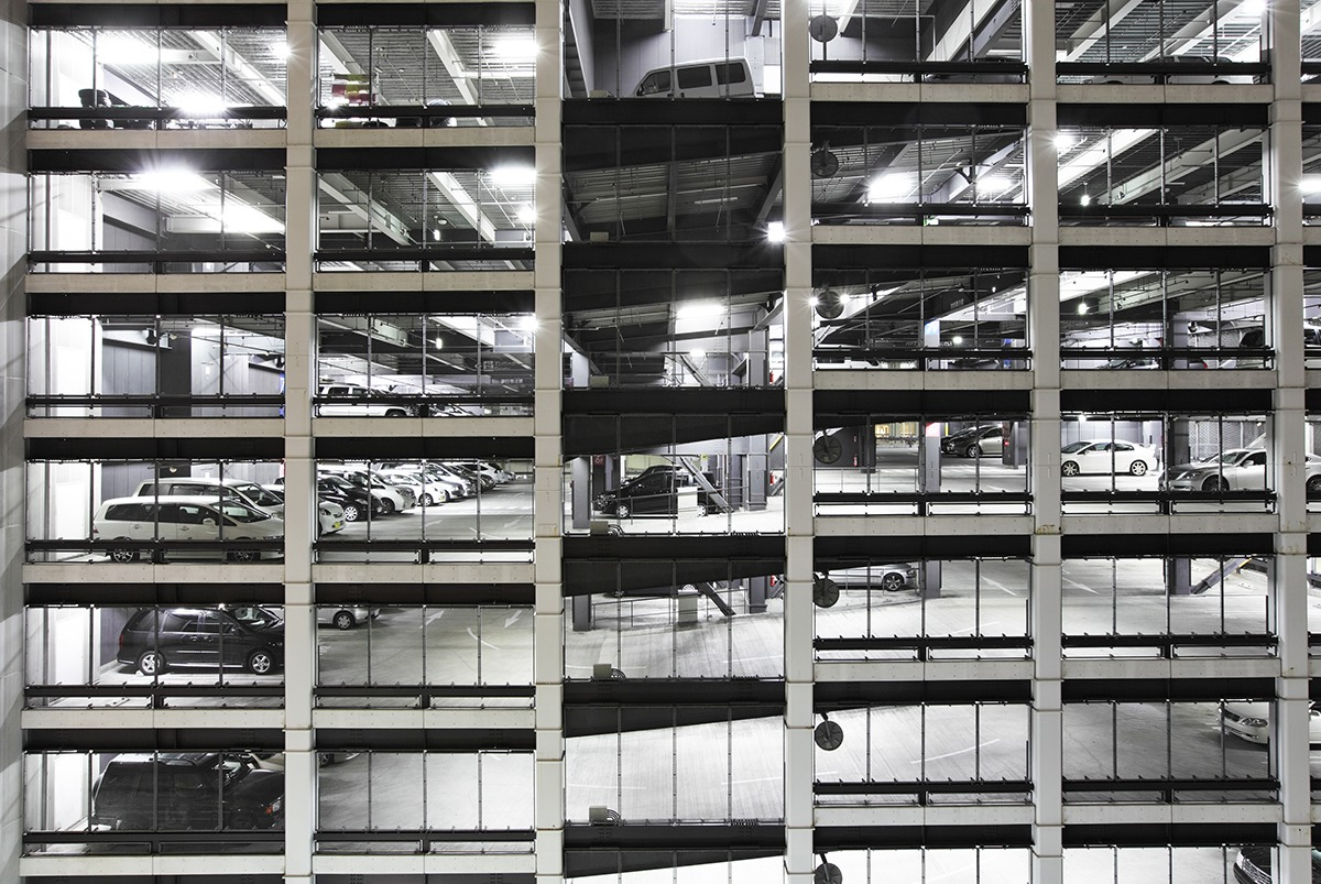 50 Years of Car Parking History